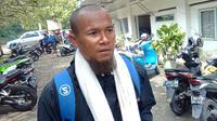 Kapten tim Persib Bandung Supardi Nasir mendukung rencana jajaran pelatih menggeser waktu latihan di malam hari saat bulan puasa. (Huyogo Simbolon)