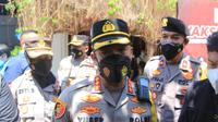 Kapolrestabes Surabaya Kombes Pol Akhmad Yusep Gunawan. (Dian Kurniawan/Liputan6.com)