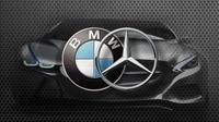 BMW VS Mercedes-Benz. (Netivist)
