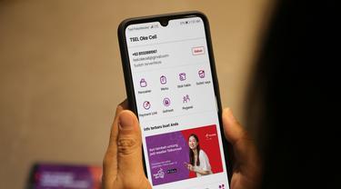 Telkomsel dan Gojek membuka akses integrasi aplikasi Gobiz dengan DigiPos Aja! memungkinkan mitra Gojek mendaftar jadi reseller pulsa Telkomsel (Foto: Telkomsel)