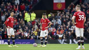 FOTO: Liverpool Pecundangi Manchester United 5-0 di Old Trafford