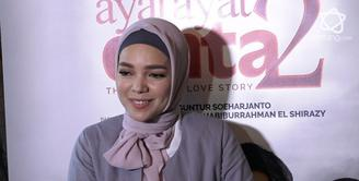 Ini tantangan bagi Dewi Sandra saat terlibat dalam film sequel ayat-ayat cinta.