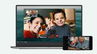 Panggilan suara dan video kini bisa dilakukan lewat aplikasi WhatsApp Desktop. (Foto: WhatsApp)