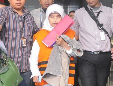 KPK Tahan Anggota Komisi A DPRD Kebumen Dian Lestari