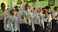 Ilustrasi siswa di Surabaya, Jawa Timur (Foto:Dok Pemkot Surabaya)