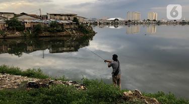 FOTO: Dampak Covid-19, Jumlah Penduduk Miskin Jakarta Meningkat 1,11 Persen