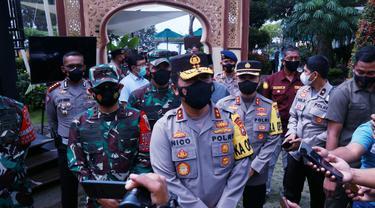 Kapolda Jawa Timur (Jatim) Irjen Pol Nico Afinta (Dian Kurniawan/Liputan6.com)
