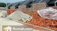 Beberapa bahan bangunan mengalami penurunan, seperti pipa PVC, besi beton, pasir, dan reng kayu...
