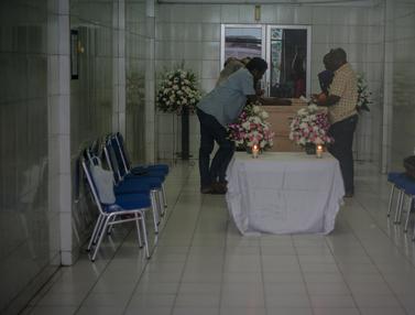Jenazah Sylvester Obiekwe Dipulangkan ke Nigeria