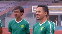Pemain anyar Persebaya Surabaya, Reva Adi Utama. (Bola.com/Aditya Wany)