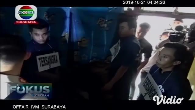 Empat pemuda asal Kecamatan Gucialit, Kabupaten Lumajang, diringkus Tim Cobra dan anggota Polsek Gucialit karena terbukti melakukan aksi perampokan di rumah majikanya sendiri.