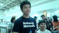 Nicholas Sean Purnama, anak Gubernur Jakarta, Ahok kini punya akun di Facebook