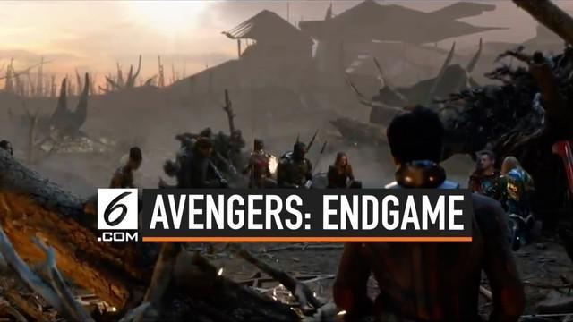 Beredar potongan scene film Avengers: Endgame yang menampilkan momen saat Tony Stark meregang nyawa. Diketahui adegan ini dihapus oleh sutradara Russo Brothers.