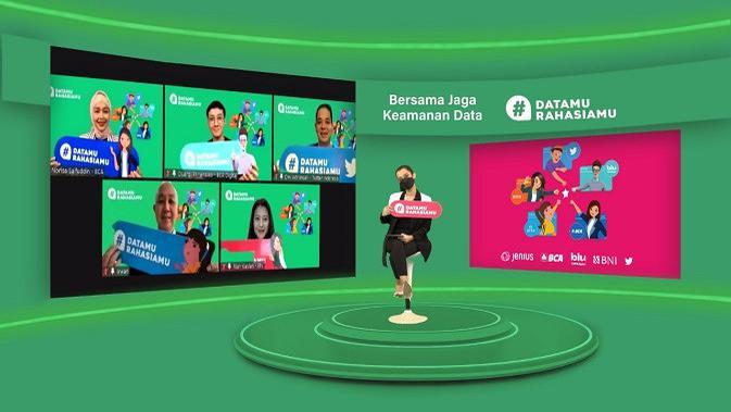 BTPN 4 Bank Bersama Twitter Luncurkan Kampanye Edukasi Keamanan Data - Tekno Liputan6.com