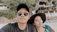 Ashanty dan Azriel Hermansyah (Instagram/azriel_hermansyah)