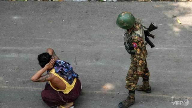 Kudeta Militer di Myanmar.