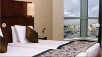 Umrah Dibuka Lagi, Hotel di Mekkah Tawarkan Diskon. (dok.Instagram @mnazlelrafdyn/https://www.instagram.com/p/B9Uc4N5pQE2/Henry)