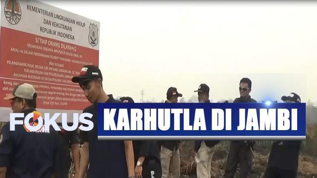 Di Desa Puding ini ada dua perusahaan yang dilakukan penyegelan, yakni PT Riki Kurnia Kertapersada (RKK) dan PT Bara Eka Prima.
