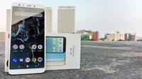 Xiaomi Mi A2. Liputan6.com/ Yuslianson
