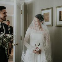 Petra Sihombing dan Firrina Sinatrya. (Instagram/aquilafirrina)