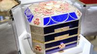 Kotak perhiasan termahal