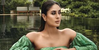 Tampaknya Kareena Kapoor tak butuh waktu lama untuk menurunkan berat badannya pasca melahirkan. (Foto: instagram.com/therealkareenakapoor)
