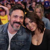 Jenna Dewan bersama kekasih barunya, Steve Kazee. (Instagram/@jennadewan)