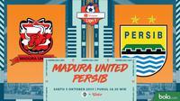 Shopee Liga 1 - Madura United Vs Persib Bandung (Bola.com/Adreanus Titus)