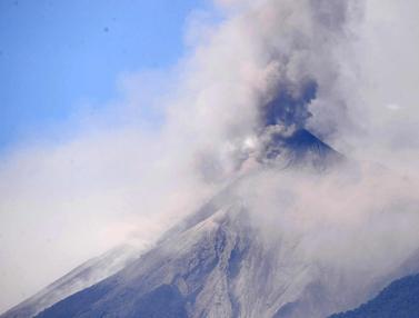 Gunung Fuego