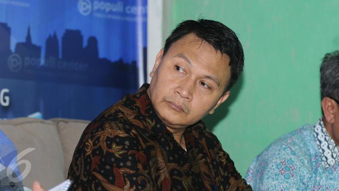 Ali Mardani Sera (Liputan6.com/Helmi Fitriansyah)