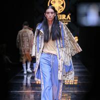 Fashion Show Alleira dan Michael Ong (Adrian Putra/Fimela.com)