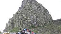 Gunung Kelud. (Liputan6.com/Dian Kurniawan)