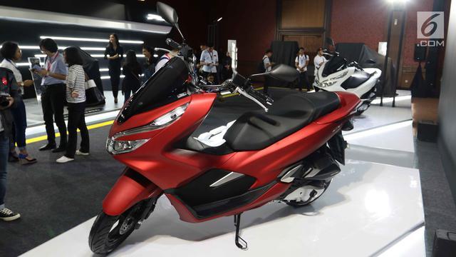 Honda Pcx Punya Warna Khusus Untuk Konsumen Indonesia Otomotif