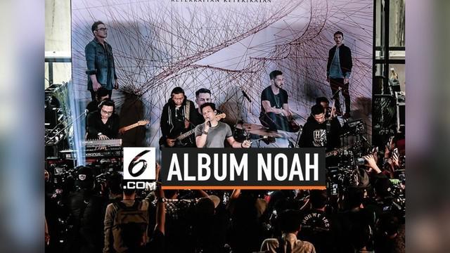 Butuh waktu lebih dari 2 tahun, akhirnya Noah mengeluarkan album kedua. Meski telah ditinggalkan oleh sang gitaris, Uki, Noah tetap melanjutkan eksistensinya di industri musik Indonesia.