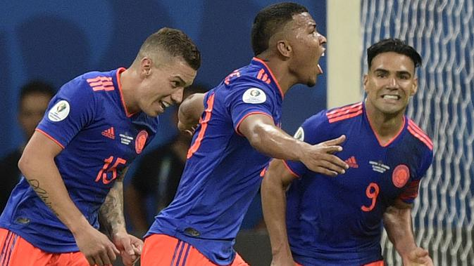 Copa America 2019: Queiroz Ungkap 2 Kunci Kolombia Bungkam Argentina