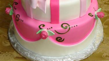 Kue Tar Bentuk Hello Kitty Menggemaskan Sayang Untuk Dimakan