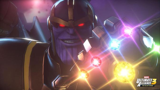 Marvel Ultimate Alliance 3: The Black Order segera sambangi Nintendo Switch. (Doc: Marvel)