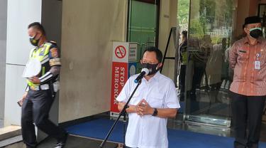 Mendagri Tito Karnavian kunjungan ke Kota Depok