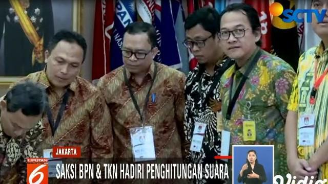 Hasil pemilu di Jawa Barat dan Sulawesi Selatan sedang dihitung sepanjang hari ini. Menyusul kemudian Provinsi Riau.