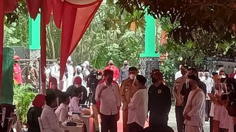 Dihadiri Jokowi, 72 Ribu Pelajar dan Warga Ikuti Vaksinasi Massal yang Digelar BIN