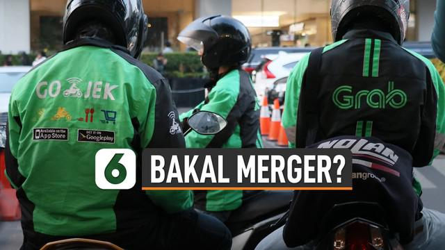 Dua perusahaan raksasa tranportasi online di Indonesia, Gojek dan Grab dikabarkan akan merger. Kabar ini tengah ramai di berbagai media internasional.
