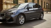BMW 225xe plug-in hybrid 2020 (Autoevolution)