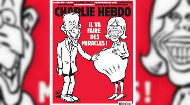 Kartun Brigitte Macron