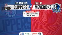 LA Clippers Vs Dallas_2 (Bola.com/Adreanus Titus)