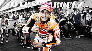 Marc Marquez (Liputan6.com/Yoshiro)