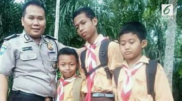 Tindakan Brigadir Sidiq pun mendapat apresiasi dari Kapolda Kalimantan Selatan, Brigjen Rachmat Mulyana.