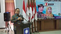 Calon Gubernur Jawa Tengah Sudirman Said. (Liputan6.com/Fajar Eko Nugroho)