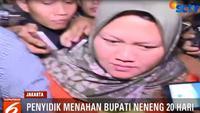Hasil penyidikan Tim KPK, diduga kuat aliran dana dari pengusaha terkait pengurusan perijinan pembangunan proyek Meikarta mengalir ke kantong sang bupati.
