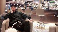 Gaya liburan Lee Min Ho usai wajib militer (Sumber: Instagram/actorleeminho)