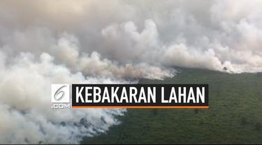 Karhutla kembali terjadi di Sumatera Selatan. Kali ini, kebakaran hebat melanda area lahan gambut di Kecamatan Bayung Lencir, Kabupaten Musi Banyuasin, Sumatera Selatan.